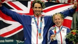 Nathan Robertson partnered Gail Emms to Olympic silver at Athens 2004