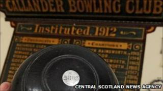 Callander Bowling Club