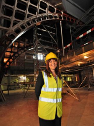 Kate Shane new manager of Blackpool Tower