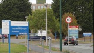 The Royal Shrewsbury Hospital