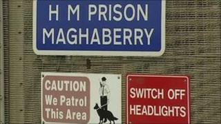 H M Prison Maghaberry