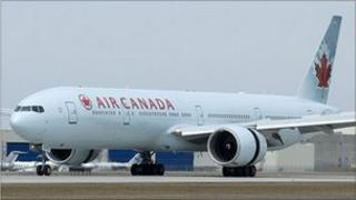 Air Canada Boeing 777 (Pic: Wikipedia)