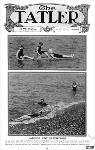 Tatler magazine October 1911