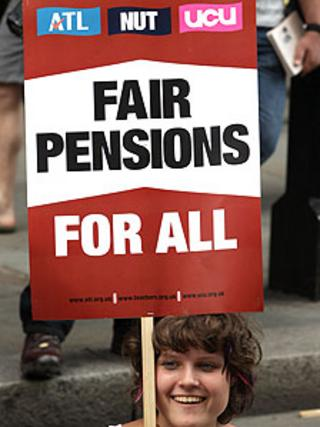 Pensions banner
