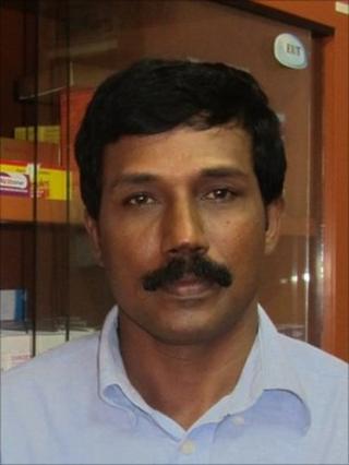 Dr Kumarasamy Muralitharan