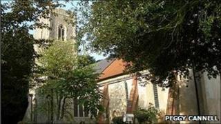 St Nicholas Church, Wrentham