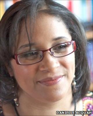 Yvvette Edwards