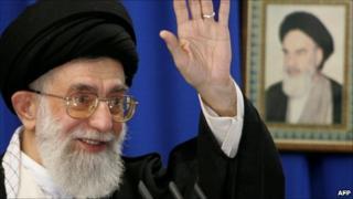 Ayatollah Ali Khamenei, 2008