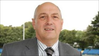 Director of Community, Culture and Leisure Mike Ball