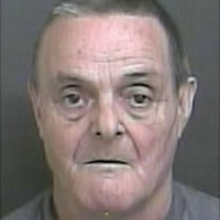 William Victor John Barber, police photo