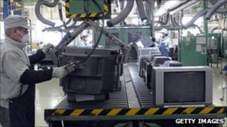 Hitachi factory