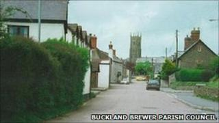 Buckland Brewer