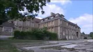 Frome's old hospital