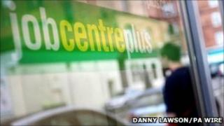 JobCentre Plus. Pic: Danny Lawson/PA Wire