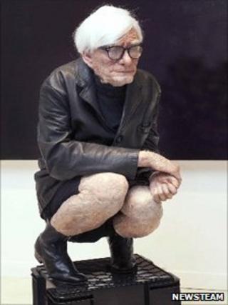 Edgar Askelovic's Andy Warhol