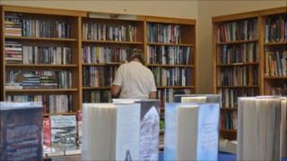 Halkyn Library