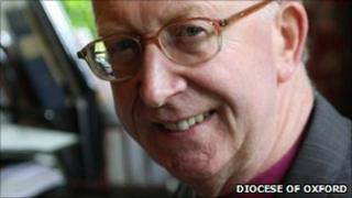Right Reverend John Pritchard