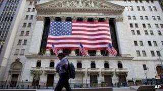 New York Stock Exchange (5 August 2011)