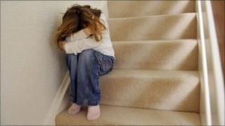 Child crying generic
