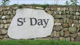 St Day near Redruth