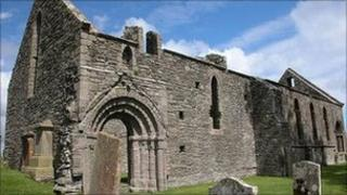 Whithorn Priory - Undiscovered Scotland