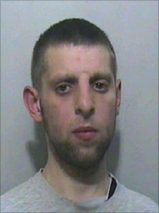 Daniel Lancaster (Picture supplied by Lancashire Police)