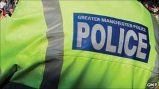 Greater Manchester Police officer