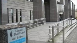 Glasgow Sheriff Court