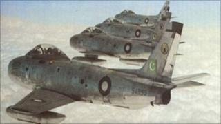 Pakistani F86