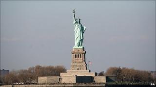 Statue of Liberty (file pic)