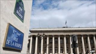 La Bourse, Paris