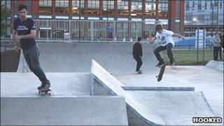 Derby skatepark