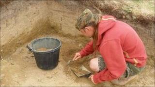 Gunwalloe archaeologist