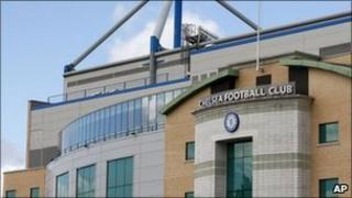 Chelsea's Stamford Bridge stadium
