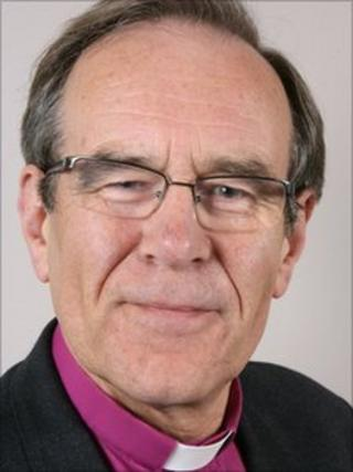 The Right Reverend Nigel McCulloch