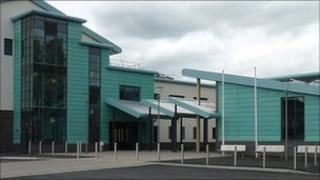 New Selby War Memorial Hospital and Civic Centre.