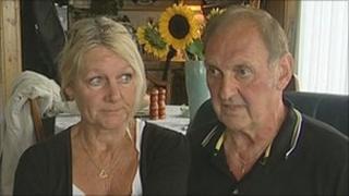 Sue Atkins and Chris Mew