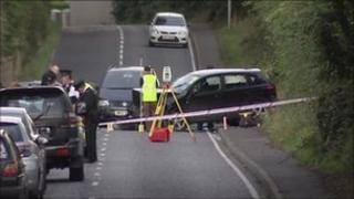 Newry Road, Kilkeel crash
