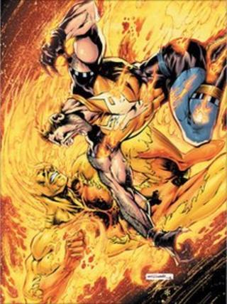 The Legion of Super heroes No.13