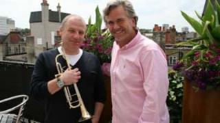 PureSolo founders John Thirkell (left) and David Kaplan