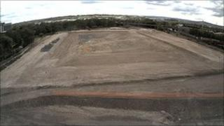 Still of Rotherham United webcam, August 2011