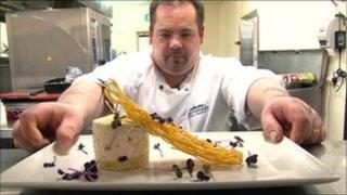 Chef Paddy McAuley