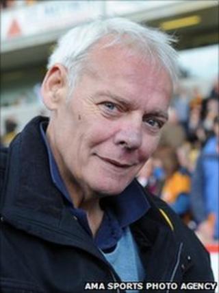 Frank Munro (image courtesy of AMA Sports Photo Agency)