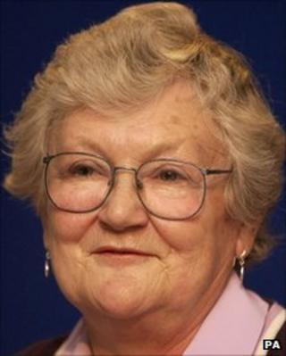 Diana Lamplugh in 2002
