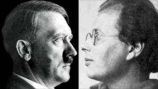 Adolf Hitler and Hans Litten