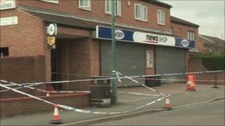 Clifton crime scene