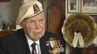 Commander Eddie Grenfell from Portsmouth