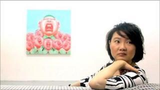 Art collector Amy Yuen