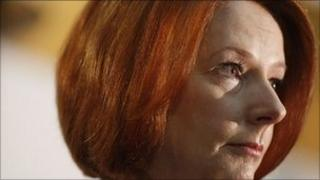 Julia Gillard (file photo. Copyright: Getty Images)