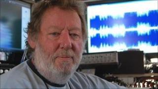 Producer Martin Rushent